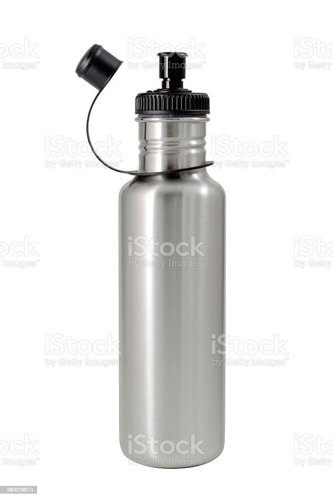 sustainable bottle royalty-free stock photo