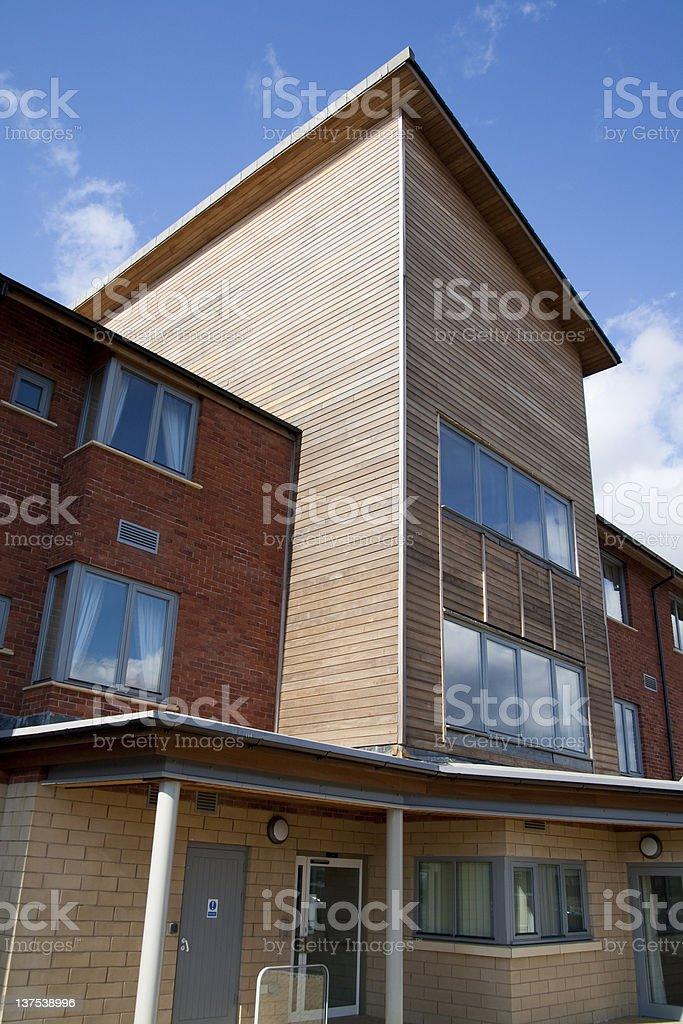 Sustainable construction royalty-free stock photo