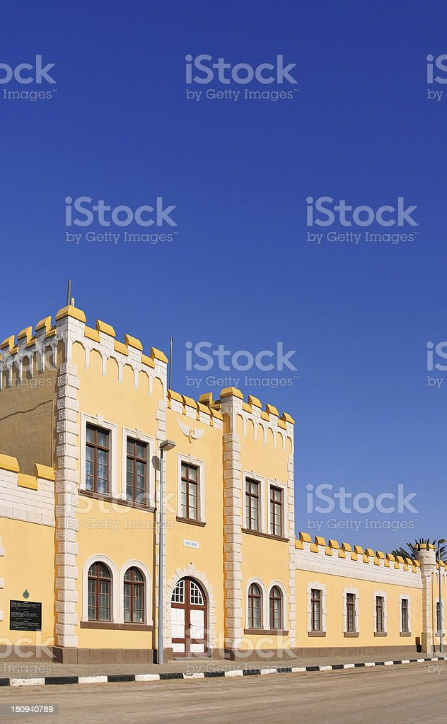 Swakopmund, Erongo district, Namibia: Alte Kaserne, the German barracks stock photo