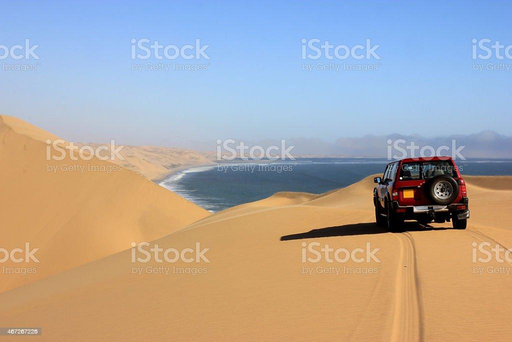 Swakopmund, Namibia stock photo