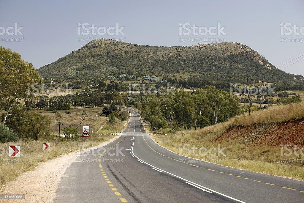 Swartkops Johannesburg South Africa stock photo