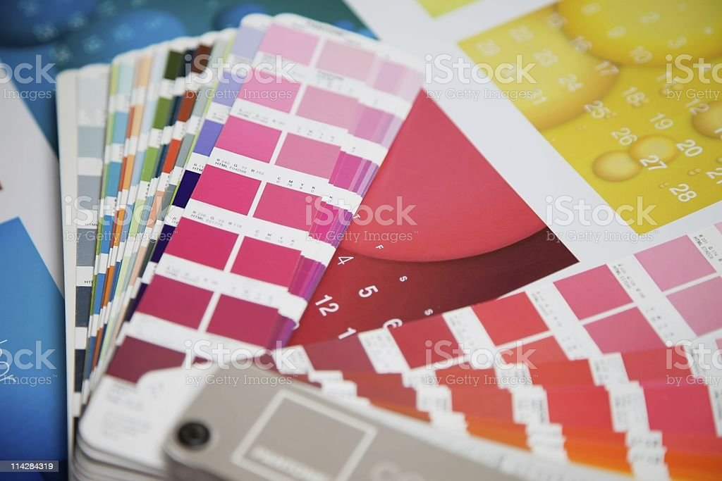 Swatch... royalty-free stock photo