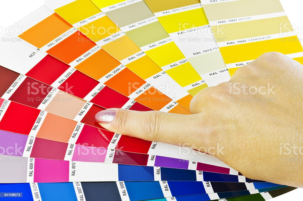 swatch royalty-free stock photo