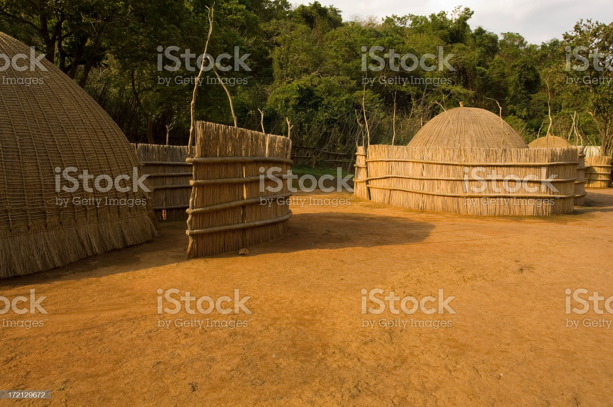 Swazi-008 royalty-free stock photo