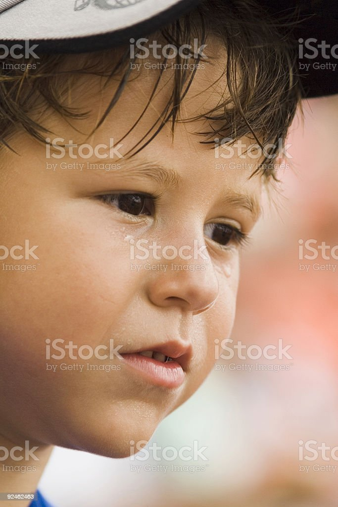 Sweat & Tears royalty-free stock photo
