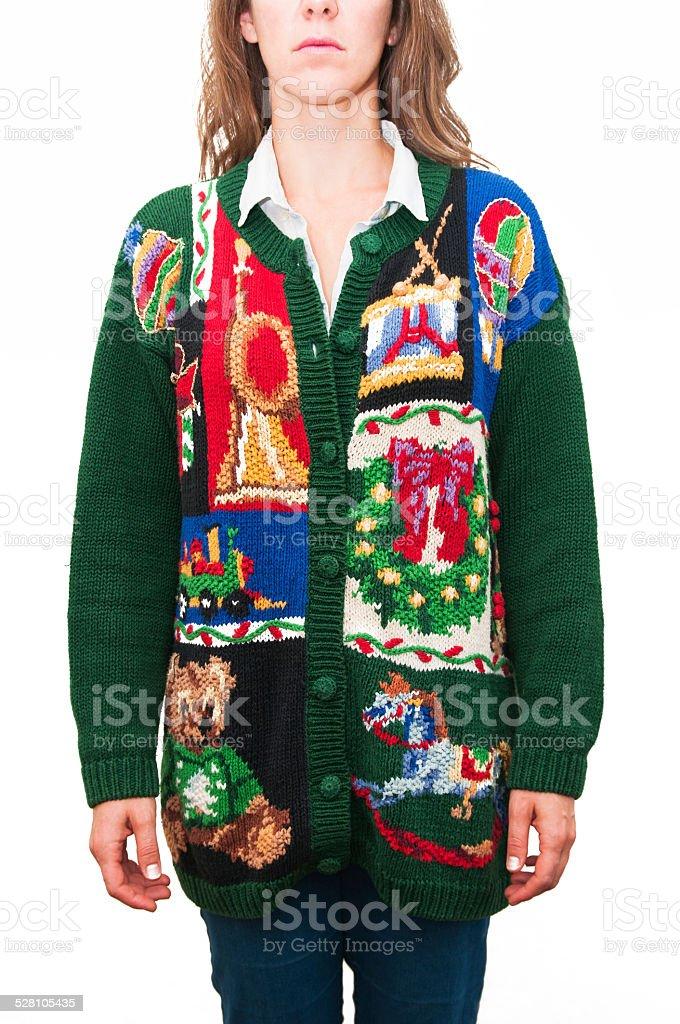 Sweater!!! stock photo
