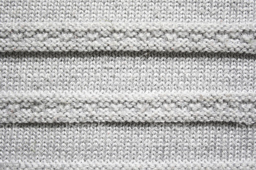 Sweater texture royalty-free stock photo