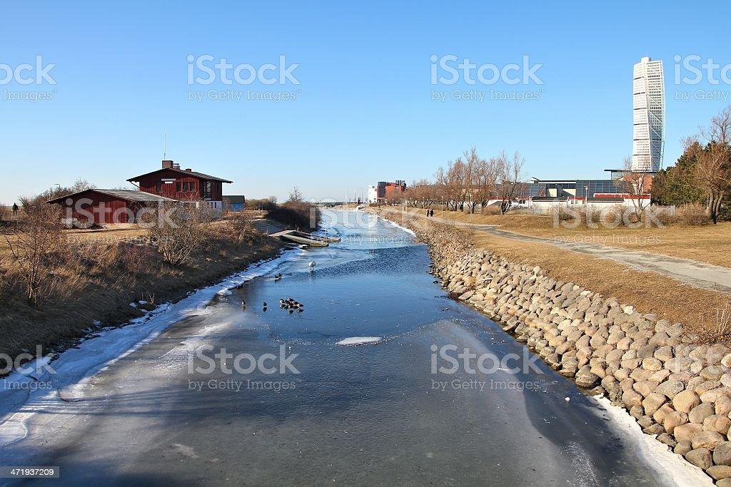 Sweden - Malmo stock photo