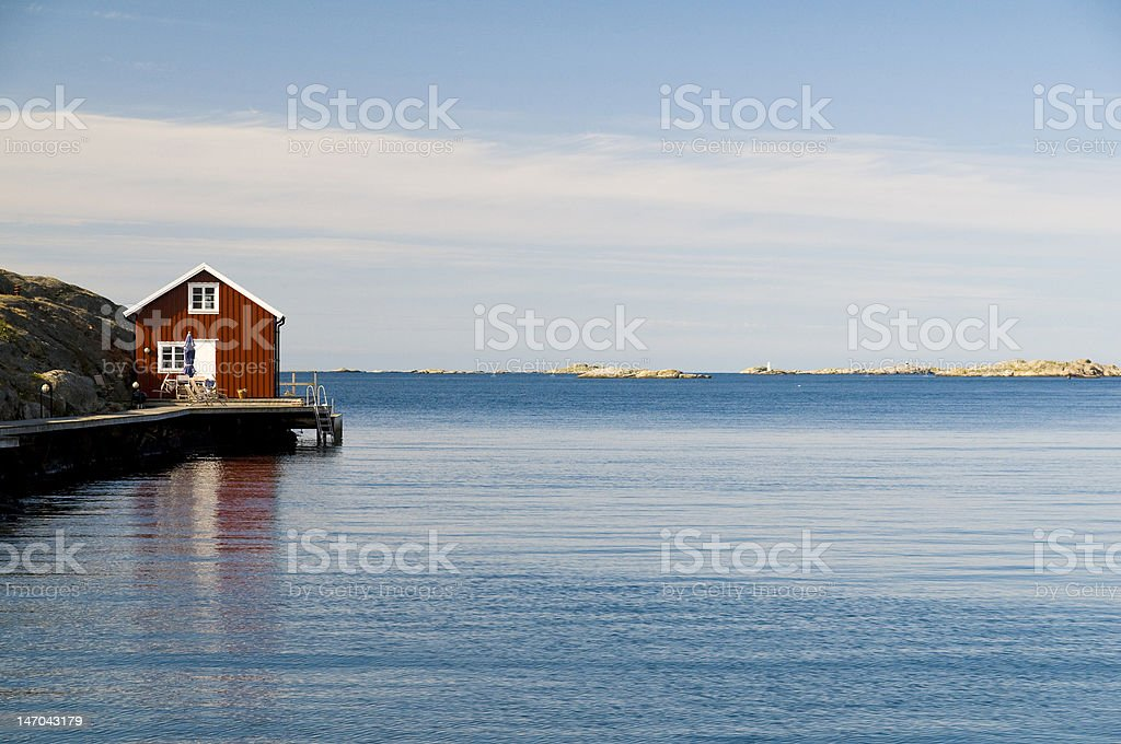 Sweden royalty-free stock photo