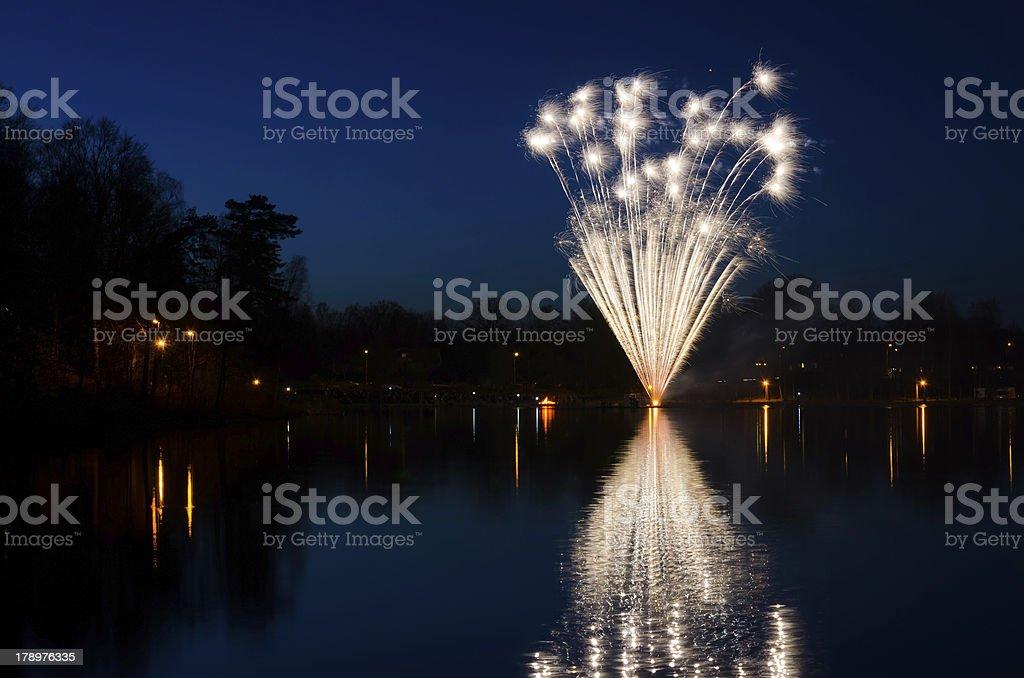 Swedish holiday celebration stock photo