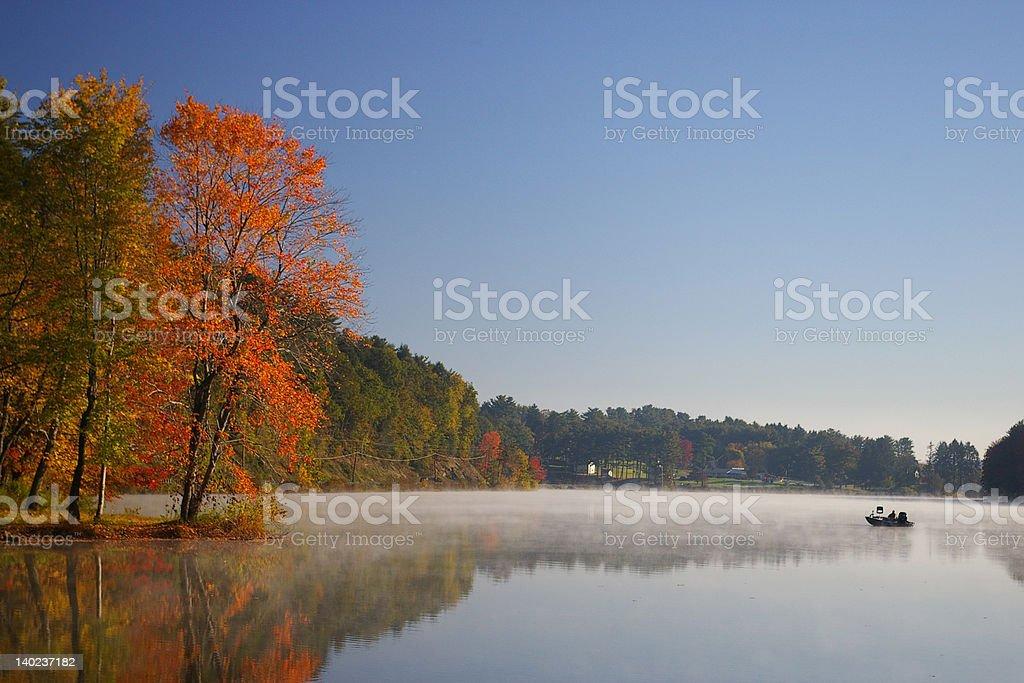 Sweet Arrow Lake royalty-free stock photo