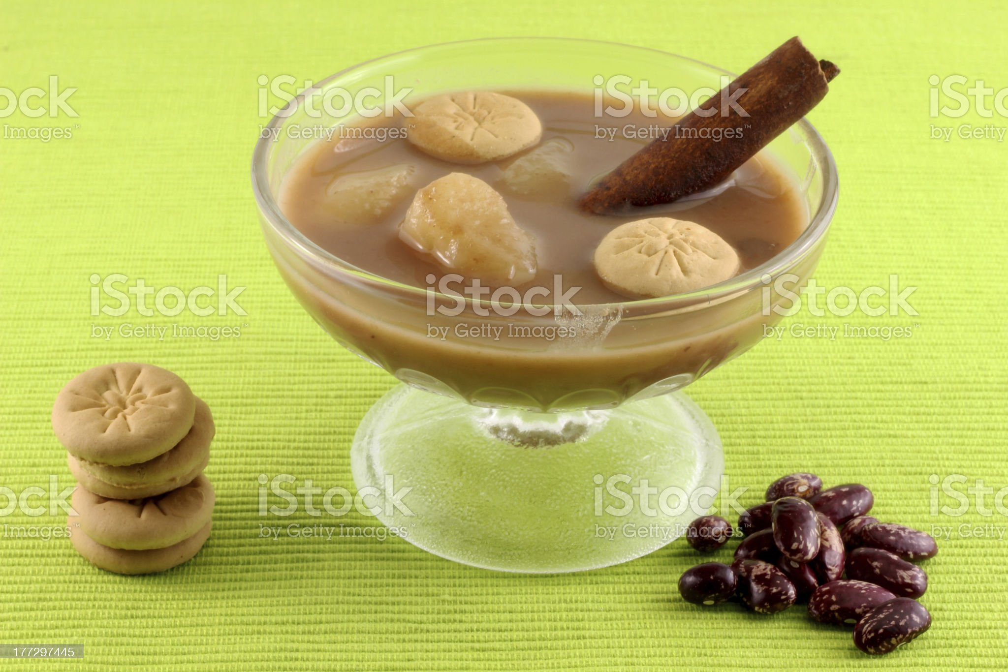 sweet beans royalty-free stock photo