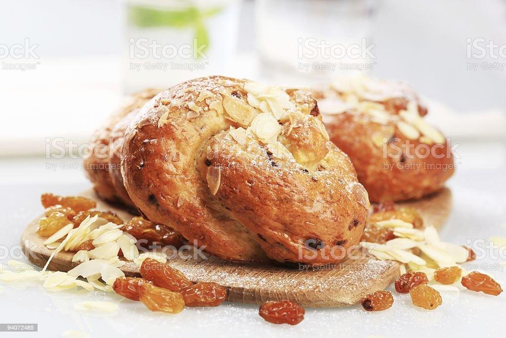 Сладкий хлеб Стоковые фото Стоковая фотография