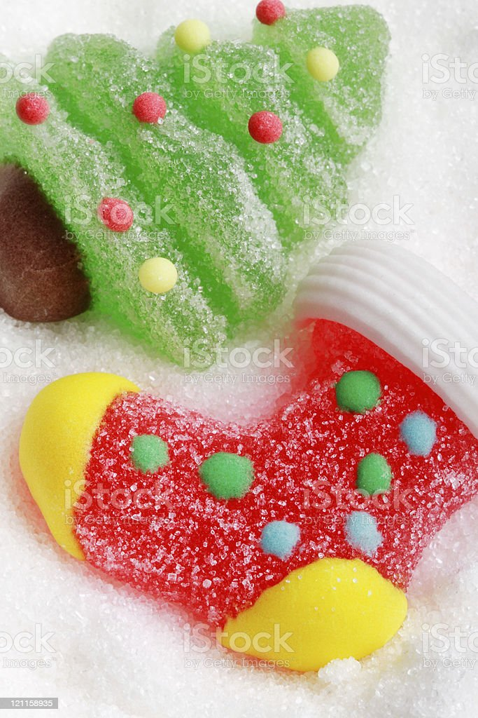 Sweet Christmas royalty-free stock photo