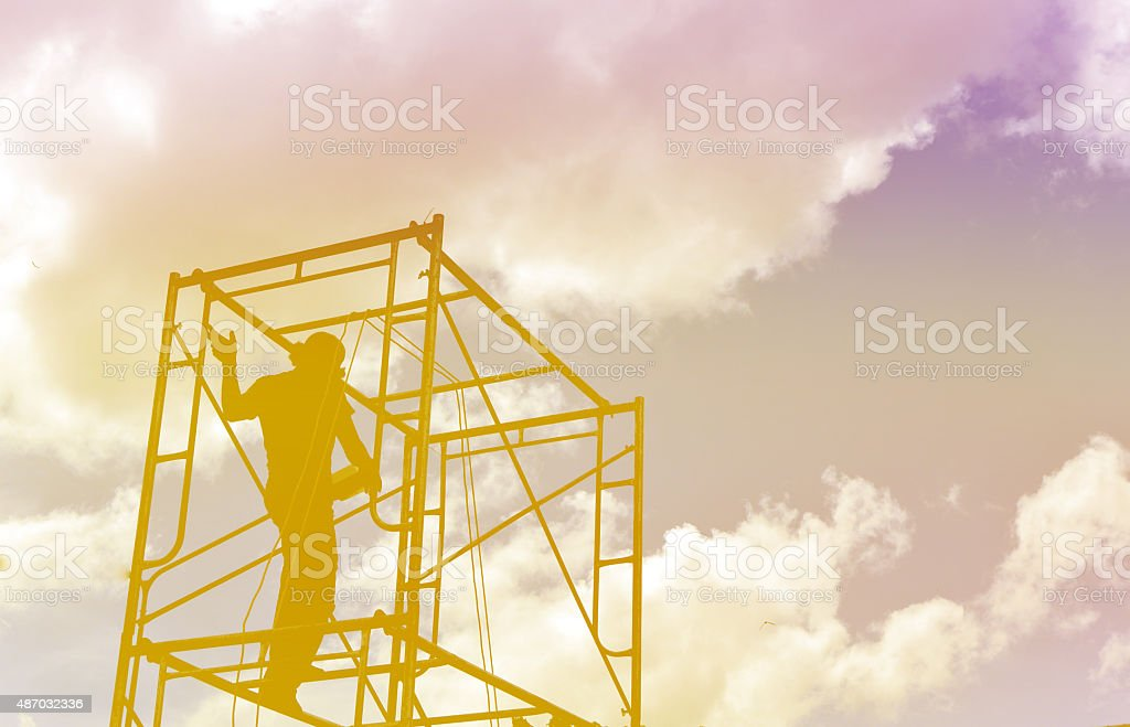 Sweet color builder background royalty-free stock photo