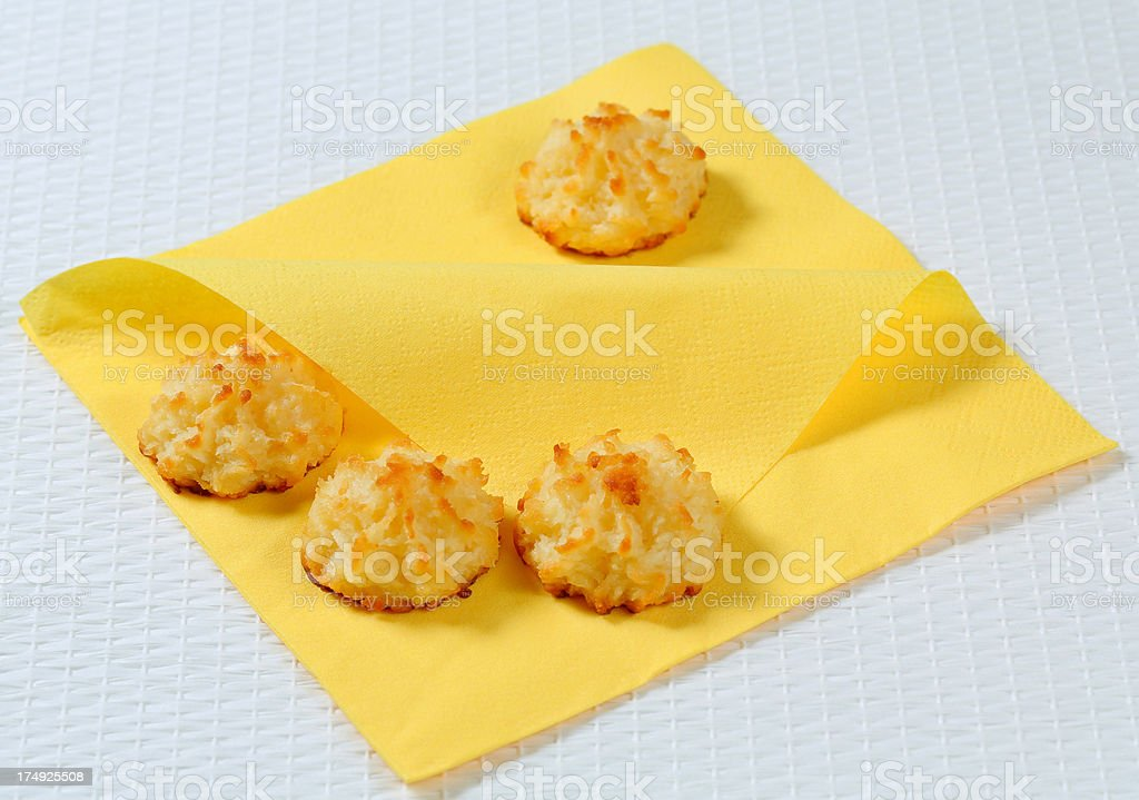Sweet cookies royalty-free stock photo