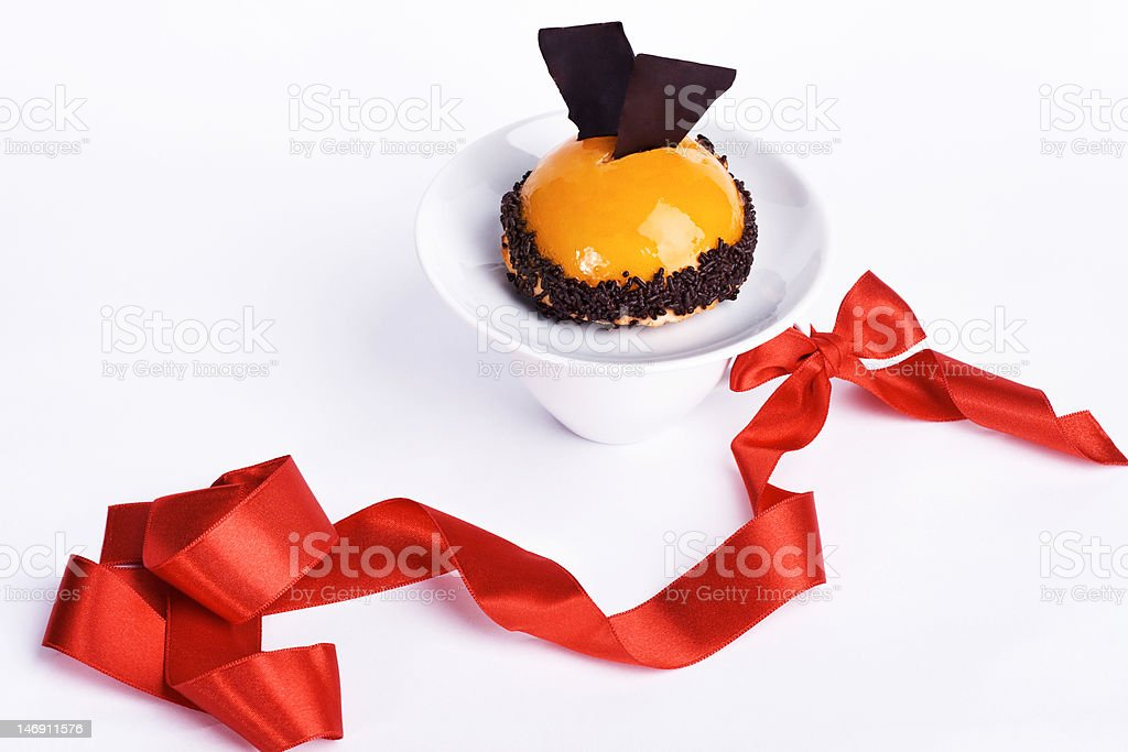 Sweet dessert royalty-free stock photo