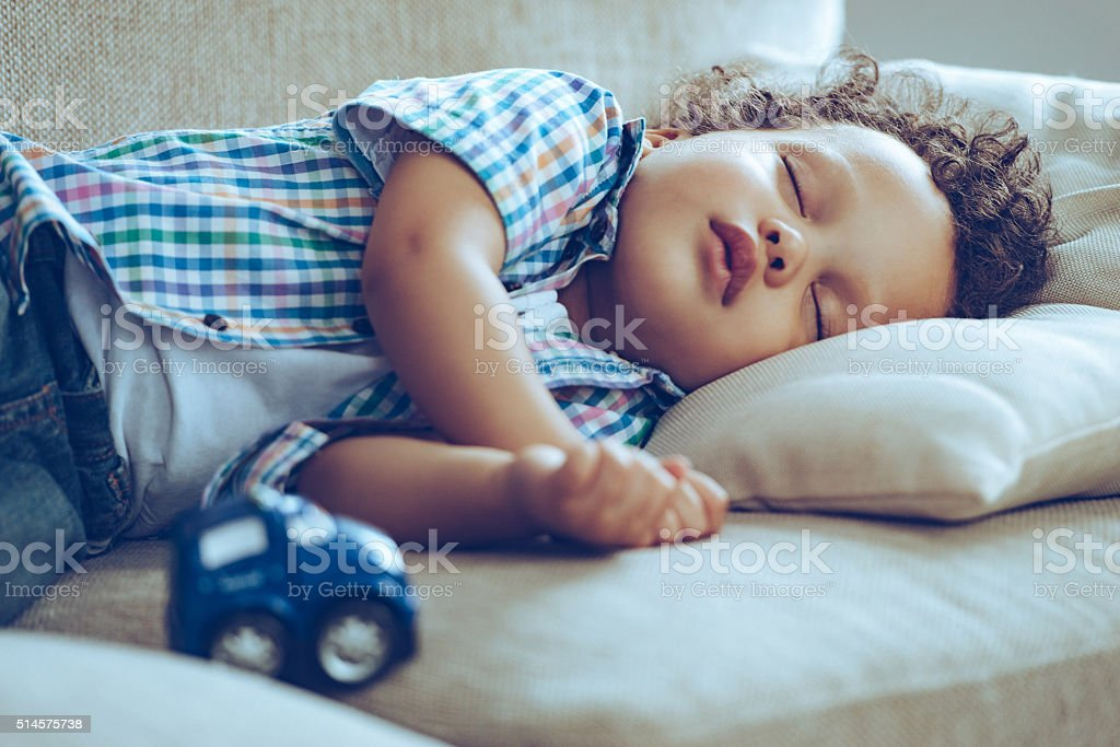 Sweet dreams. stock photo