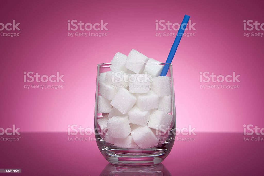 Sweet drink stock photo