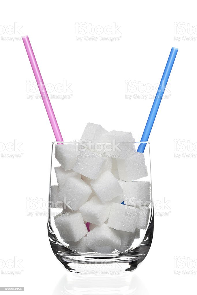 Sweet drink royalty-free stock photo