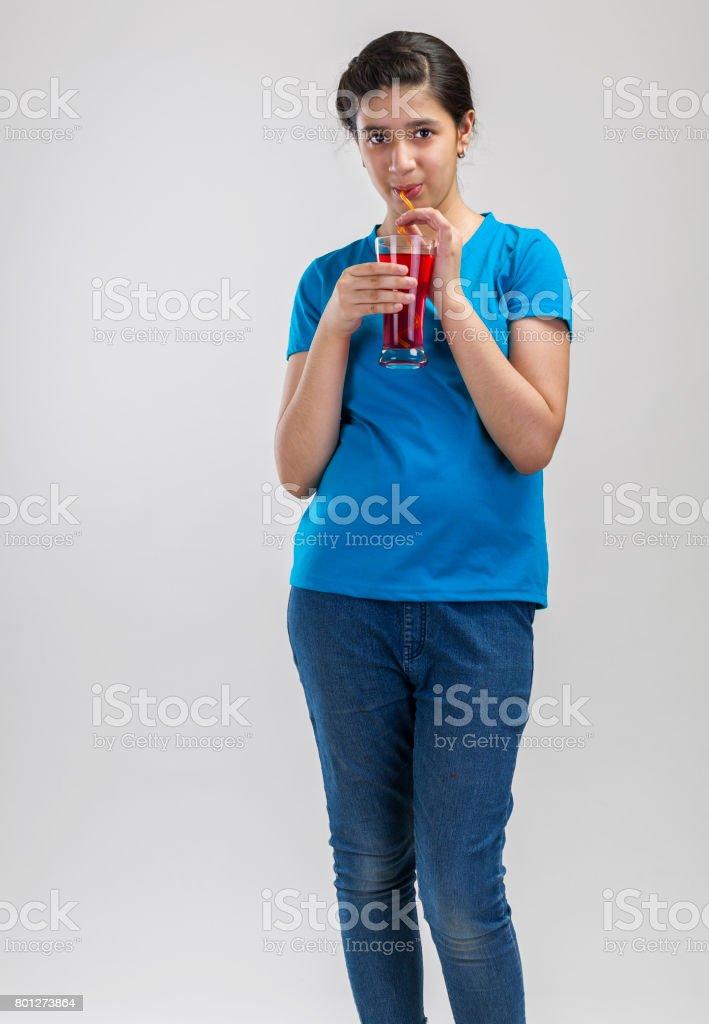 sweet drink stock photo