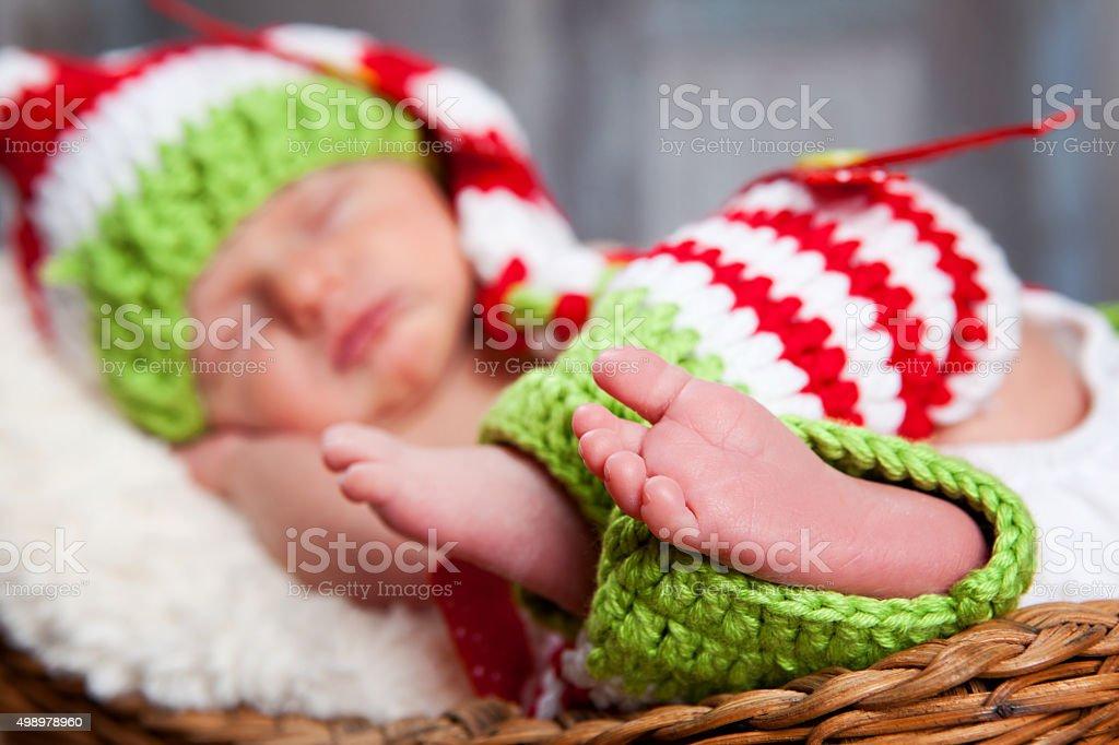 Sweet Feet stock photo