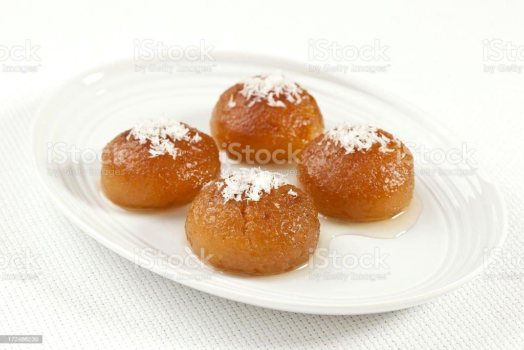 Sweet Food stock photo