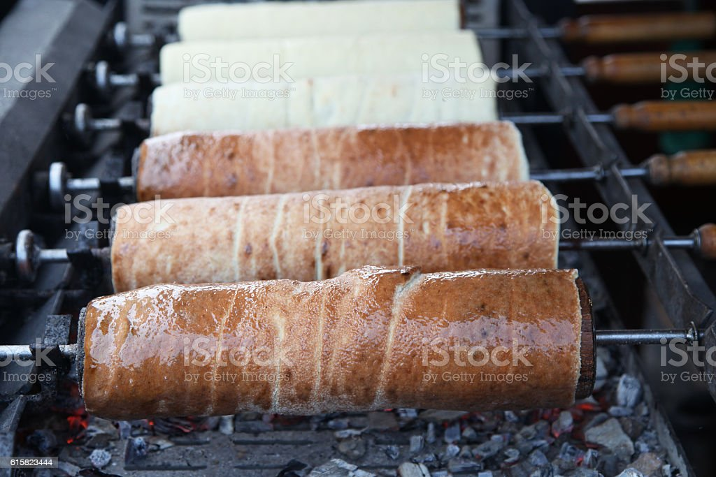 Sweet Food stock photo