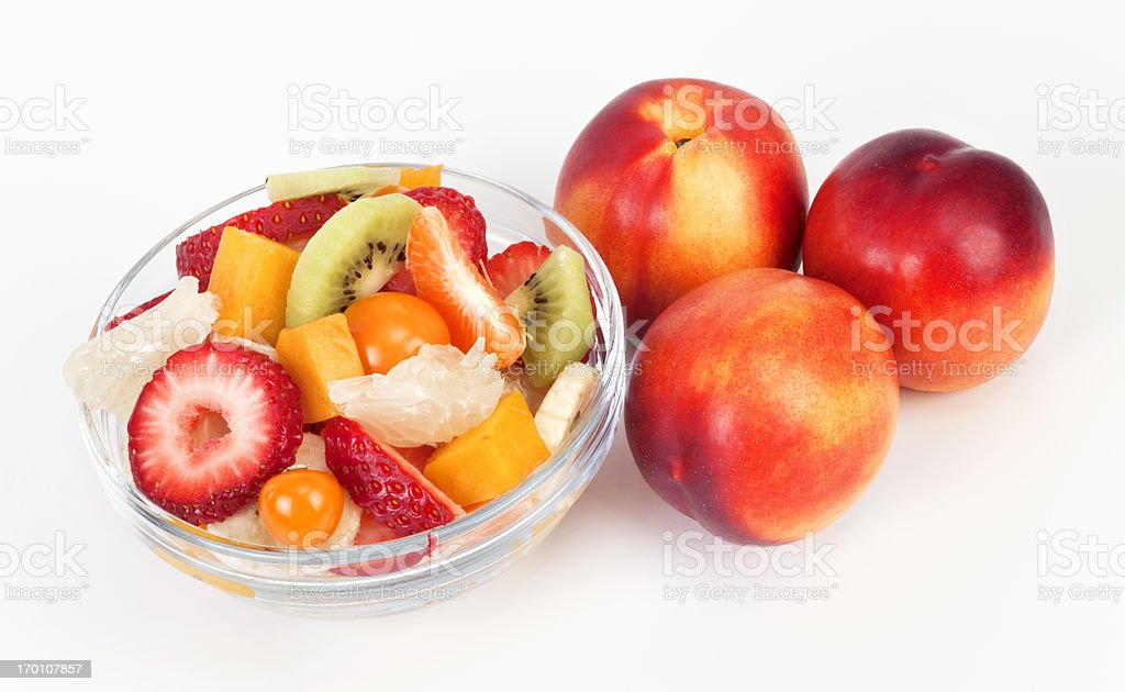 Sweet fruits for eating royalty-free stock photo