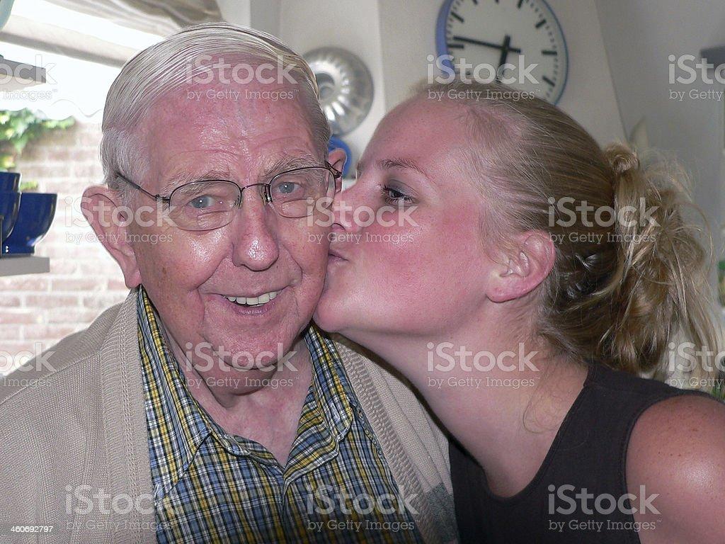 Sweet generations stock photo