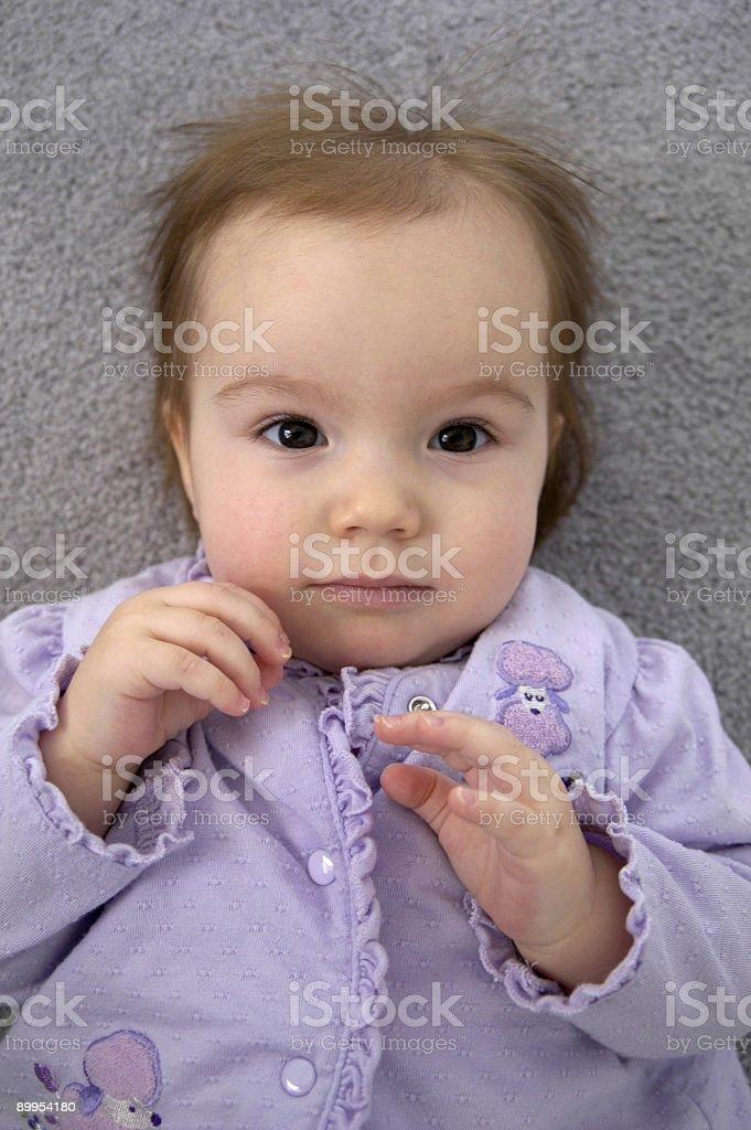 Sweet Girl royalty-free stock photo