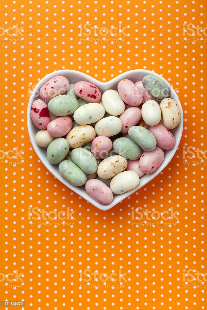 sweet heart royalty-free stock photo