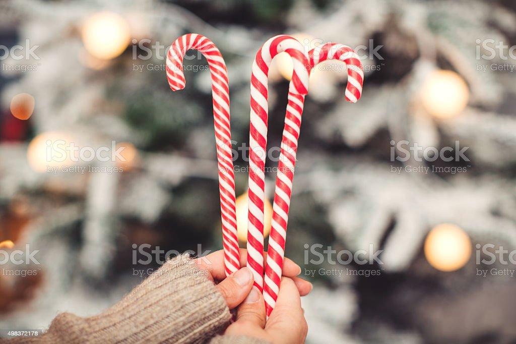 Sweet holidays. stock photo