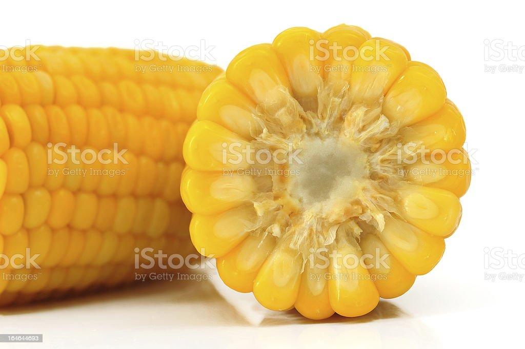 Sweet kernel corn royalty-free stock photo