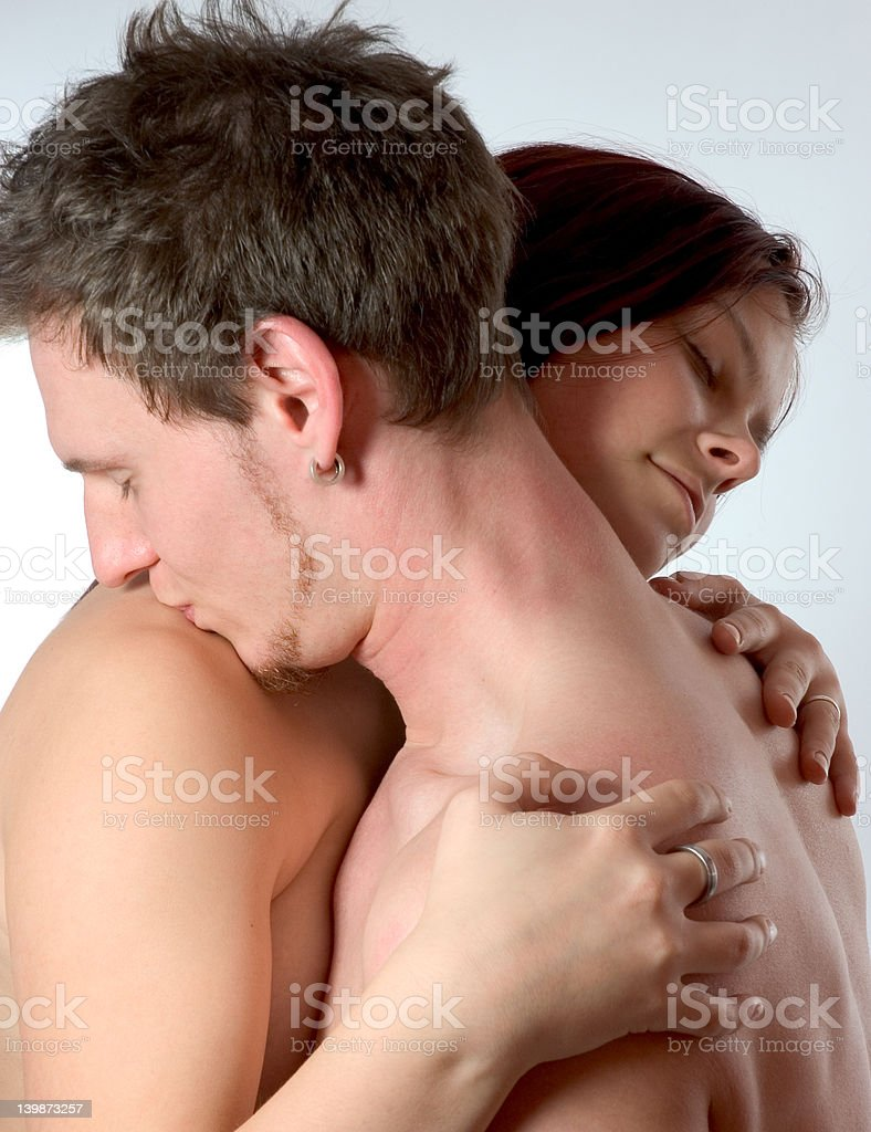 sweet love stock photo