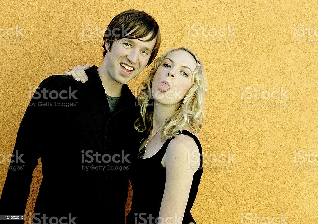 Sweet Love Series royalty-free stock photo