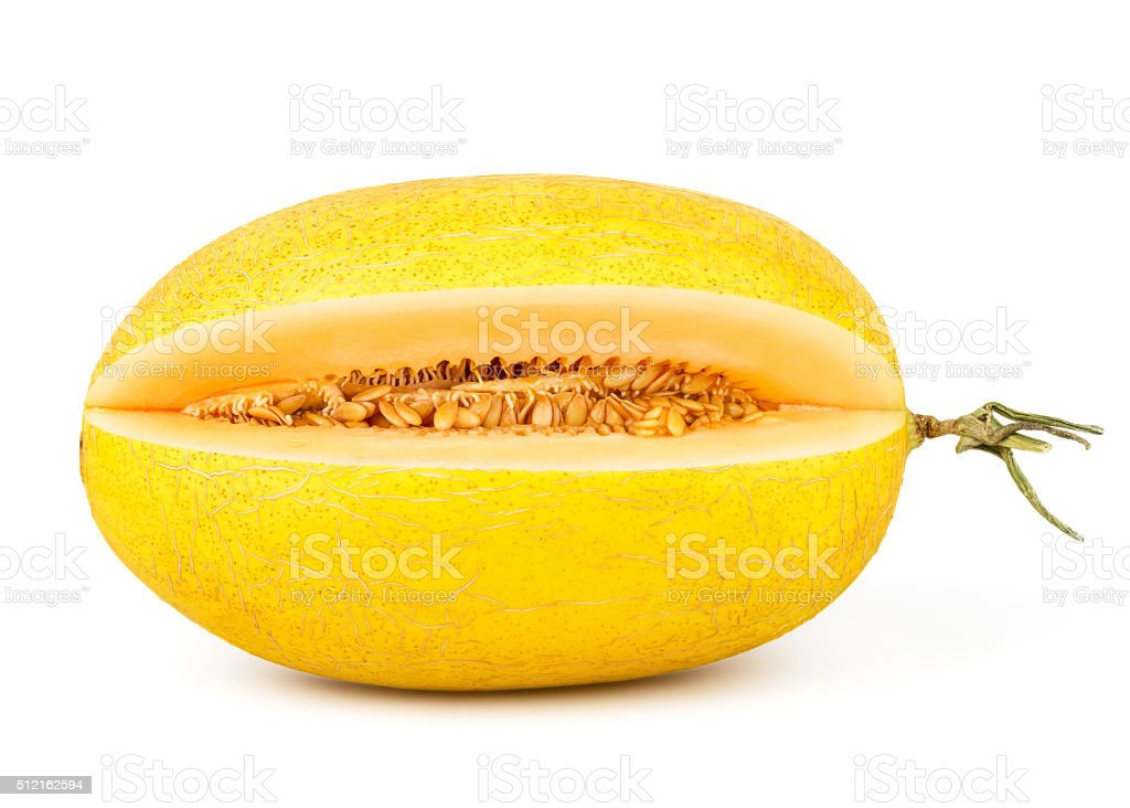 Sweet Melon stock photo