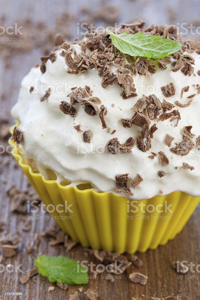 sweet muffin stock photo