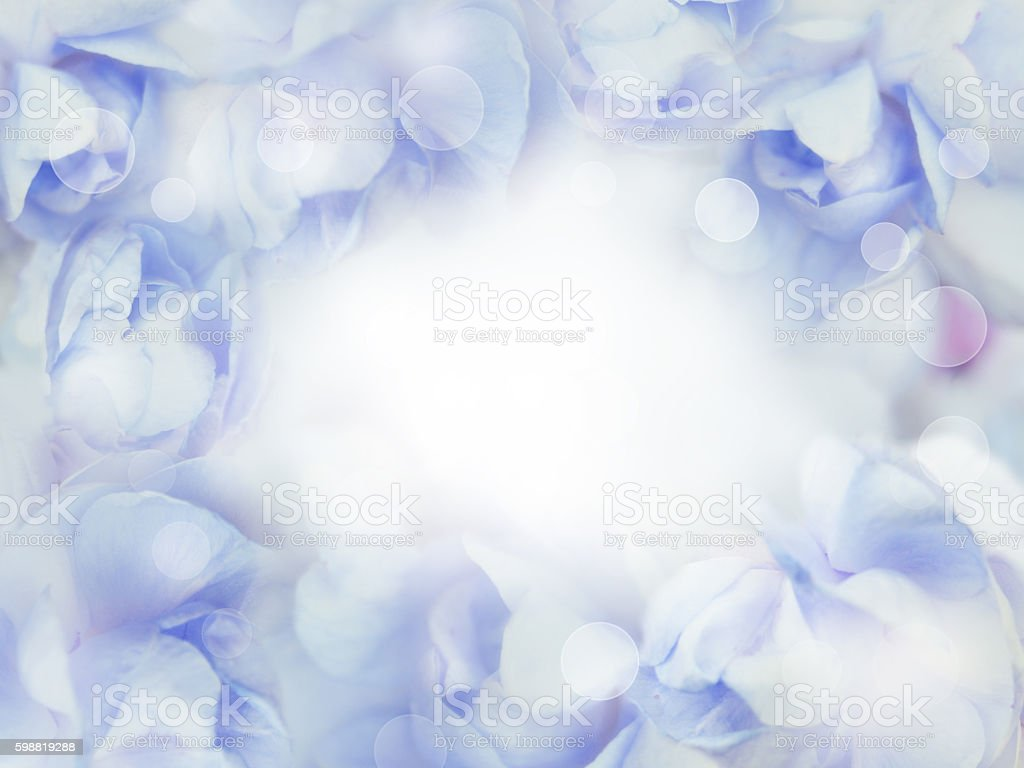 Sweet Pastel Flowers Background stock photo