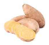 Sweet potato composition isolated