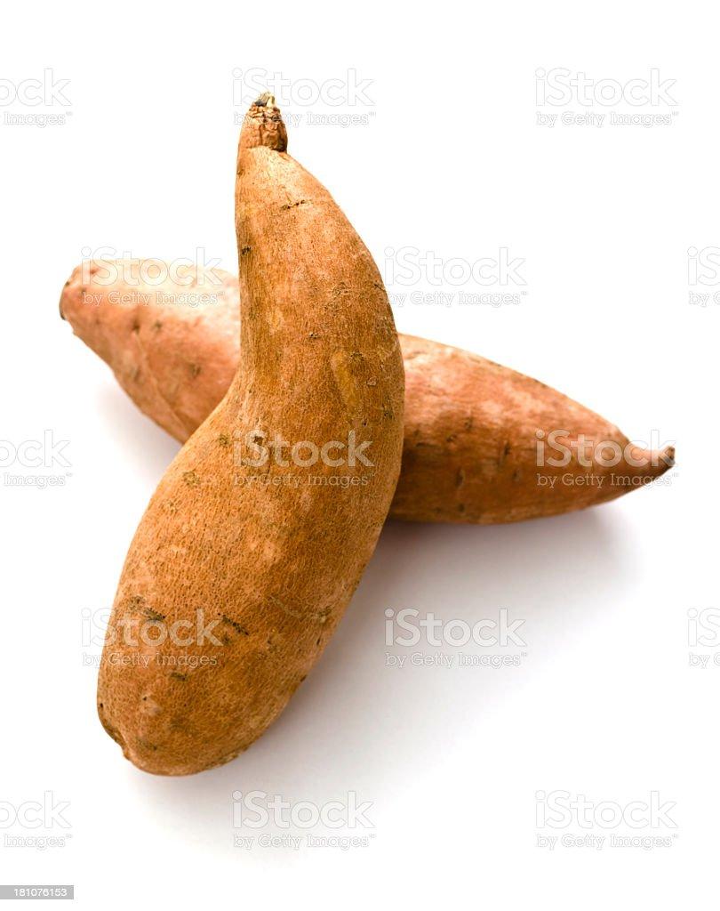 Sweet potato. royalty-free stock photo