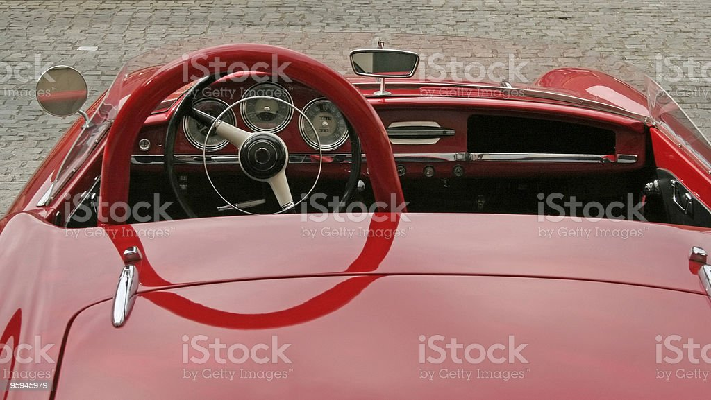 Sweet Ride royalty-free stock photo