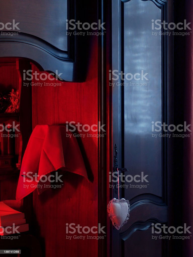 sweet room for love royalty-free stock photo