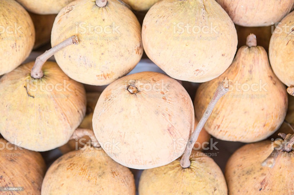 sweet Santol fruit stock photo