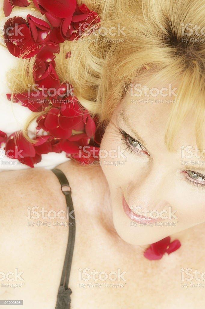 Sweet Scent stock photo