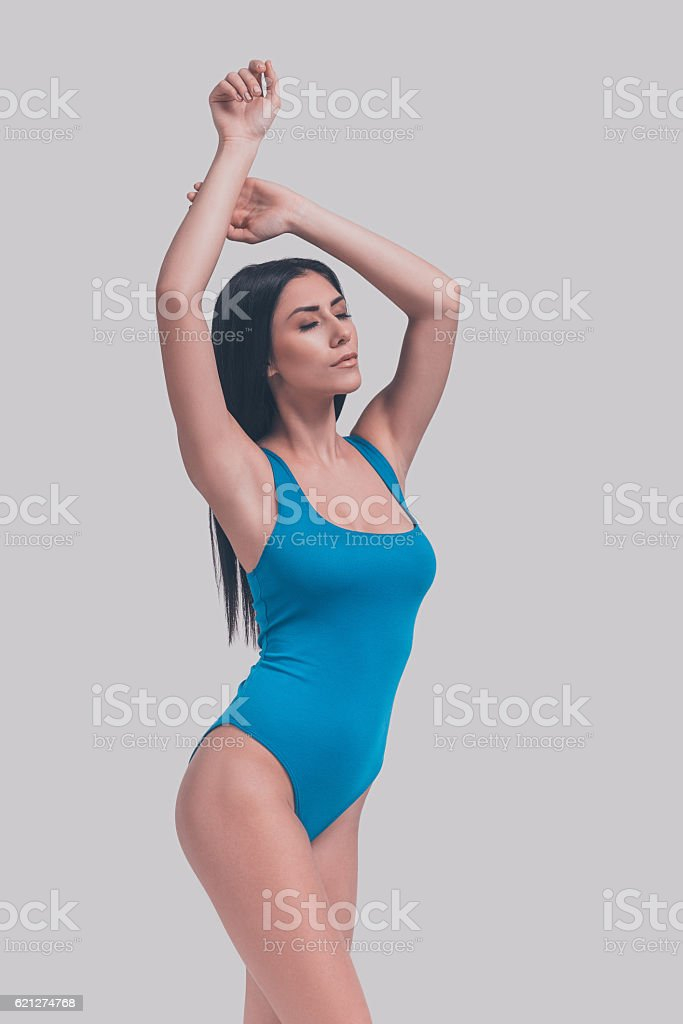 Sweet seduction. stock photo