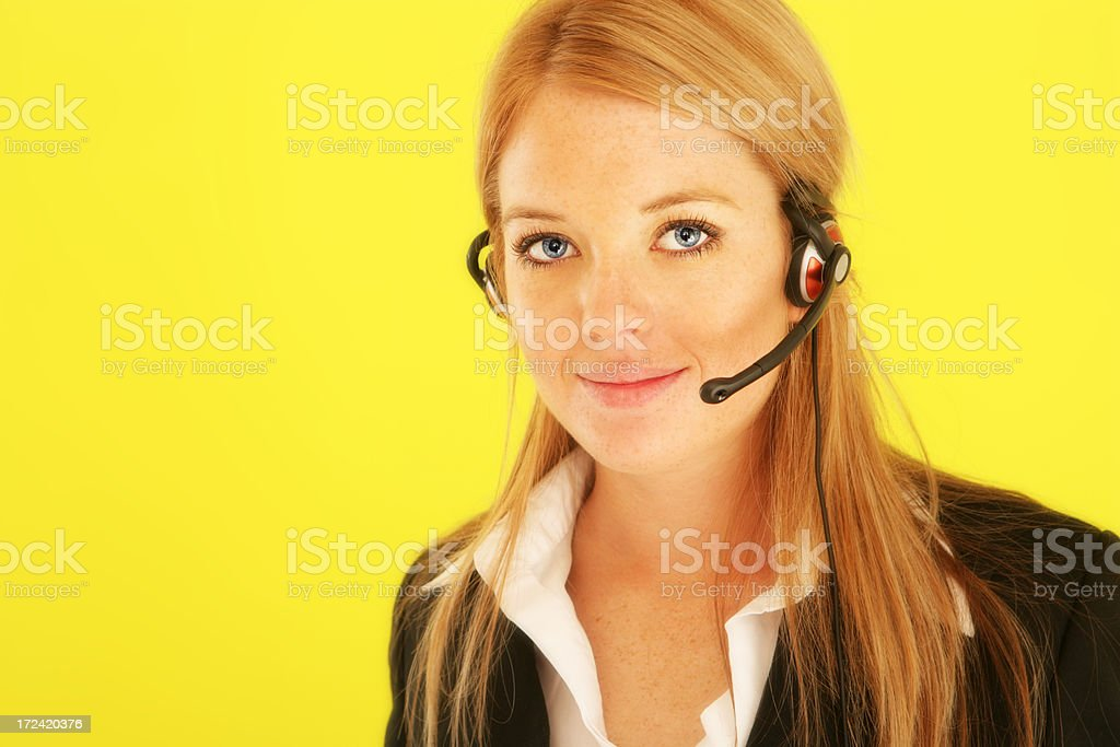Sweet Support royalty-free stock photo