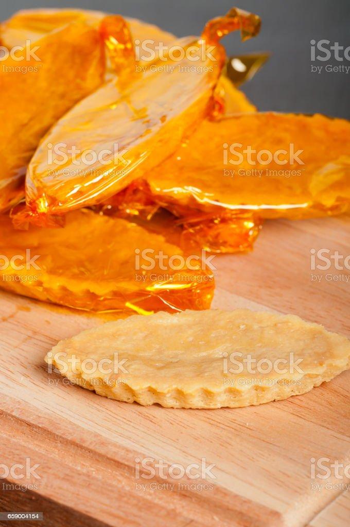 sweet tarts stock photo