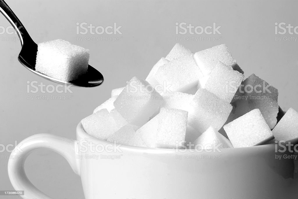 Sweet tooth royalty-free stock photo