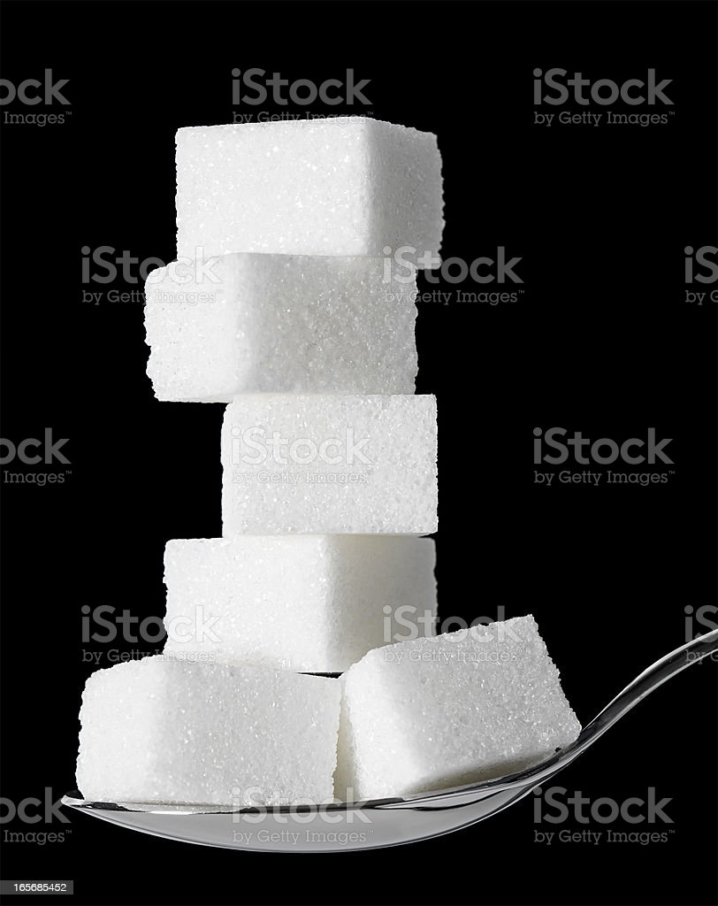 Sweet Tooth: Too Much Sugar stock photo